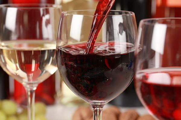 Drink Red Wine 1