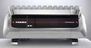 Faema E71 Back