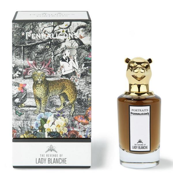 Penhalligons The Revenge Of Lady Blanche