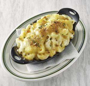 Mac-N-Cheese with Truffle