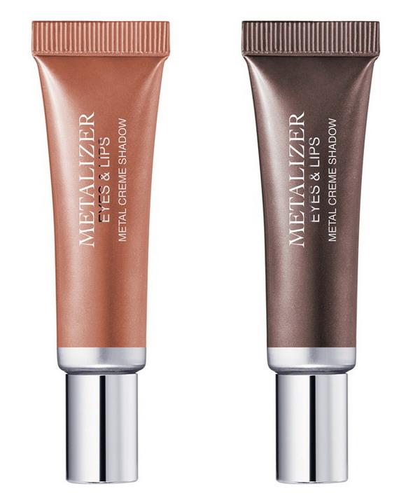 Dior Metalizer Eyes & Lips 548 Copper Power 678 Bronze Tension