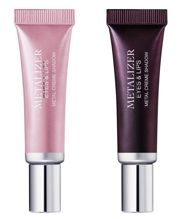 Dior Metalizer Eyes & Lips 828 Pink Pulsion 898 Plum Reflexion