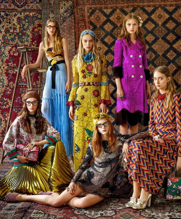 The Journal G Motif by Alessandro Michele 1