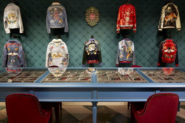 The Journal G Motif by Alessandro Michele 15