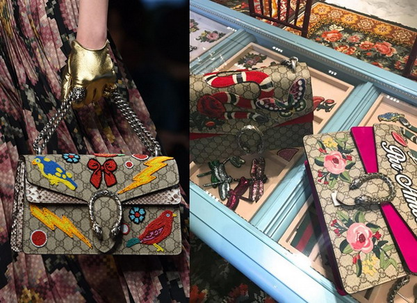 The Journal G Motif by Alessandro Michele 17