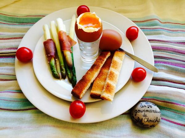 City Break Paris French Breakfast Pancake & Egg 17