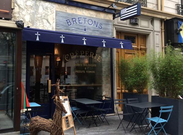 City Break Paris French Breakfast Pancake & Egg 18