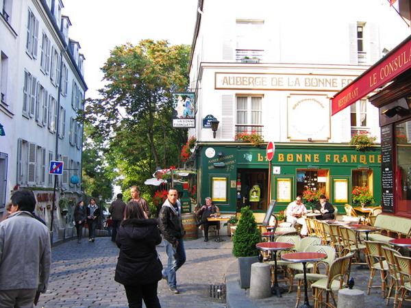 City Break Paris French Breakfast Pancake & Egg 3