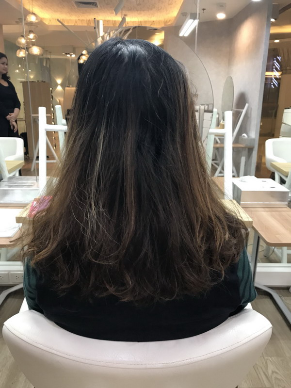 Before Haircut 1
