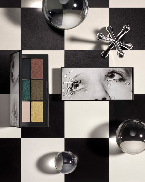Man Ray for NARS Holiday 2017 Glass Tears Eyeshadow Palette