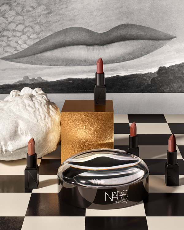 Man Ray for NARS Holiday 2017 Les Amourex Mini Audacious Coffret -
