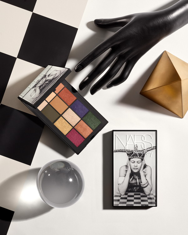 Man Ray for NARS Holiday 2017 Love Game Eyeshadow Palette