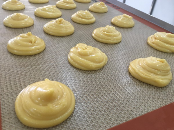 Fully Baked Story French Pastry Class 7 Choux Cream