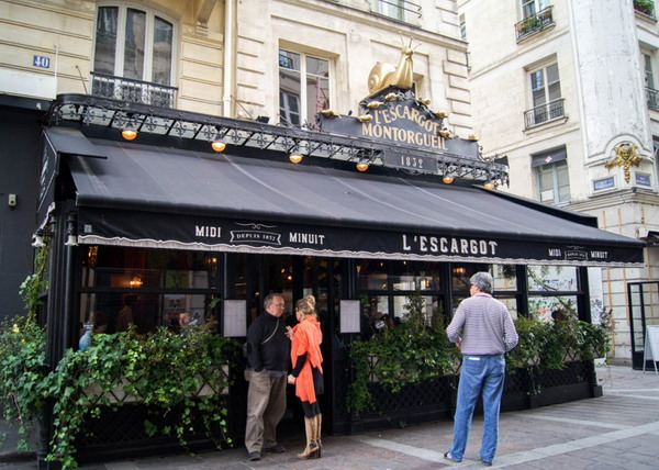 City Break Paris French National Cuisine 6