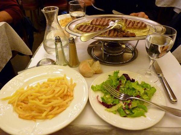 City Break Paris 27 Eat Steak in France 14