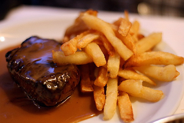 City Break Paris 27 Eat Steak in France 5