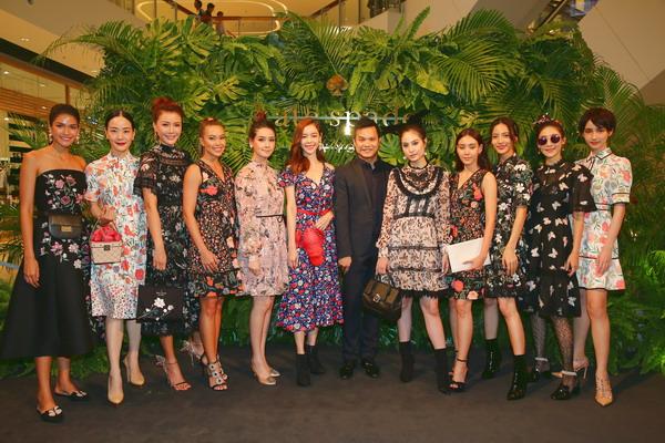 Kate Spade New York Celebrate 25 year event VISUAL 1