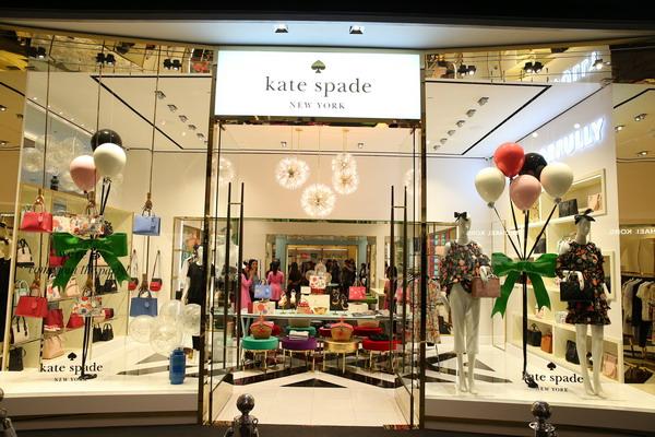 Kate Spade New York Celebrate 25 year event VISUAL 2