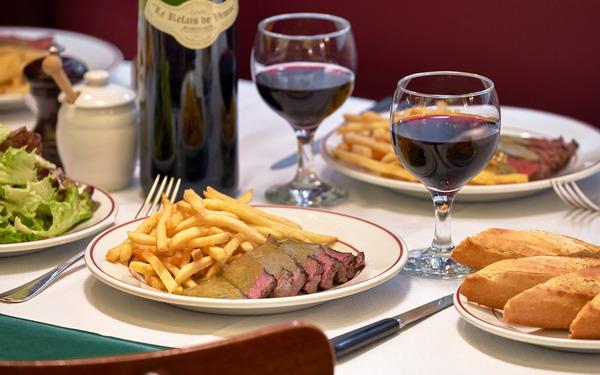 City Break Paris Steak and Famous Restaurant in Paris 1