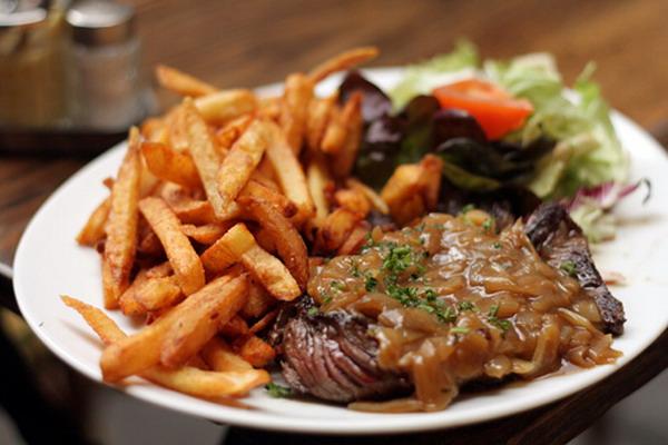 City Break Paris Steak and Famous Restaurant in Paris 3