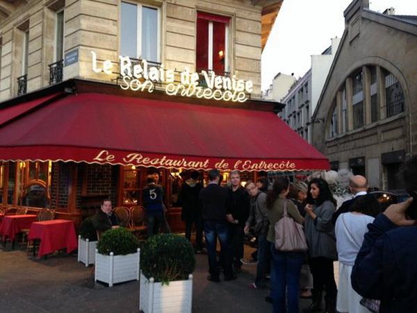 City Break Paris Steak and Famous Restaurant in Paris 8
