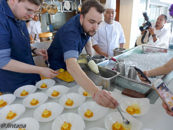Secret Of Success Chef Thomas Buhner 1