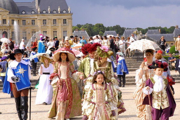 City Break Paris Versailles Palace-Chateau-de-Vaux-le-Vicomte 1