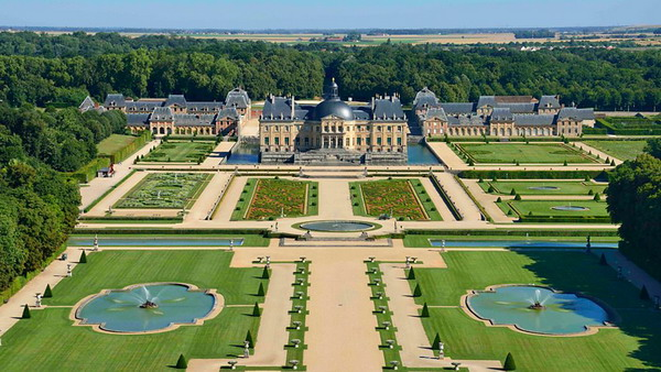 City Break Paris Versailles Palace-Chateau-de-Vaux-le-Vicomte 12