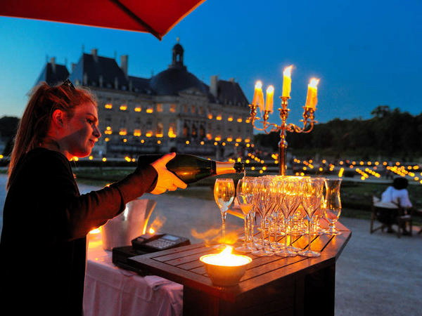 City Break Paris Versailles Palace-Chateau-de-Vaux-le-Vicomte 13