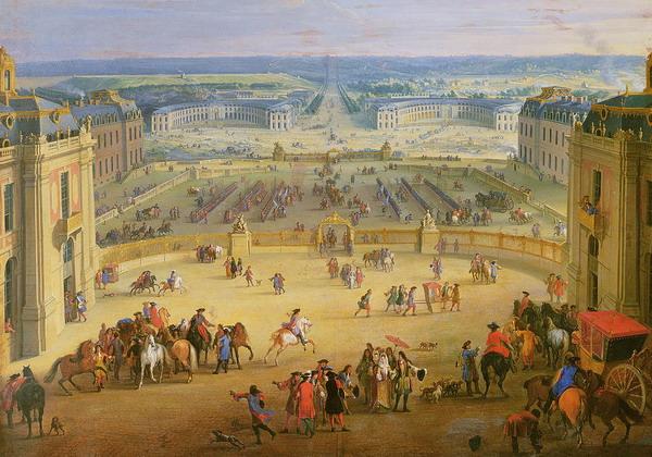 City Break Paris Life in Versailles Part II -15