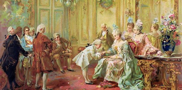 City Break Paris Life in Versailles Part II -16