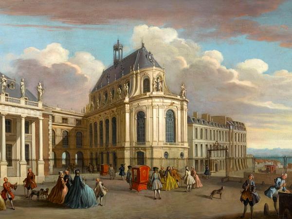 City Break Paris Life in Versailles Part II -8