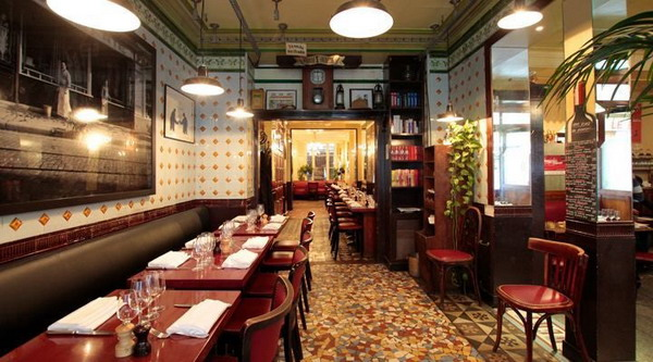 City Break Paris Brasseries Dinner in Paris 1