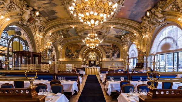 City Break Paris Brasseries Dinner in Paris 8