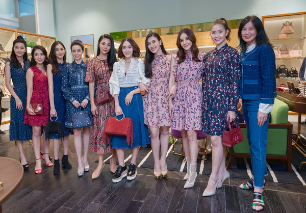 kate spade new york fall 2018 Event 1