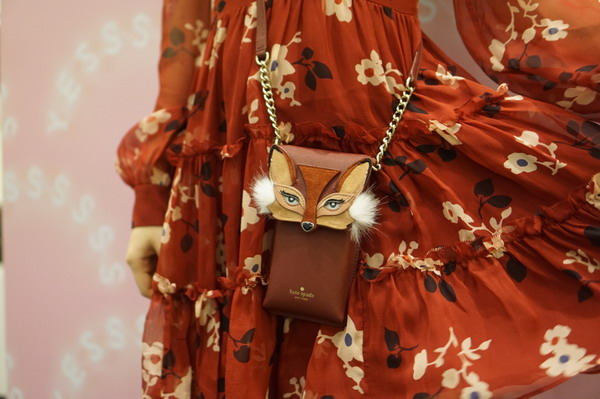 kate spade new york fall 2018 Event 21