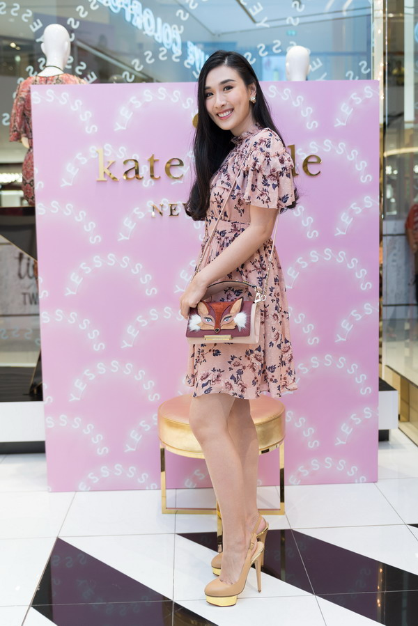 kate spade new york fall 2018 Event 3
