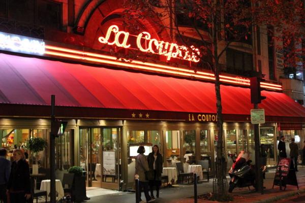 City Break Paris Part 37 Dinner In Paris 10
