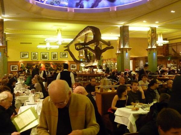 City Break Paris Part 37 Dinner In Paris 11