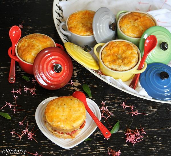 Le Creuset Breakfast Strata 2