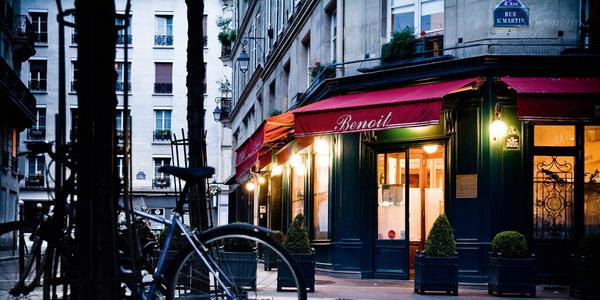 City Break in Paris Restaurant 1 Michelin Star 11