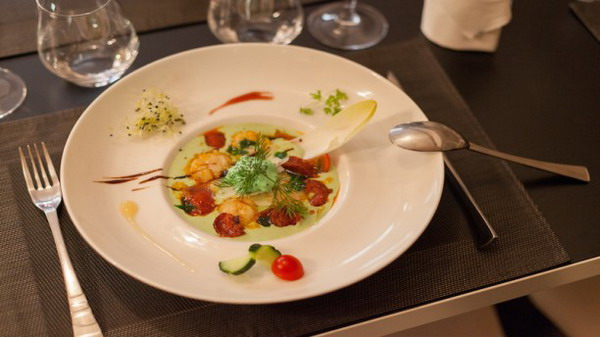 City Break in Paris Restaurant 1 Michelin Star 14