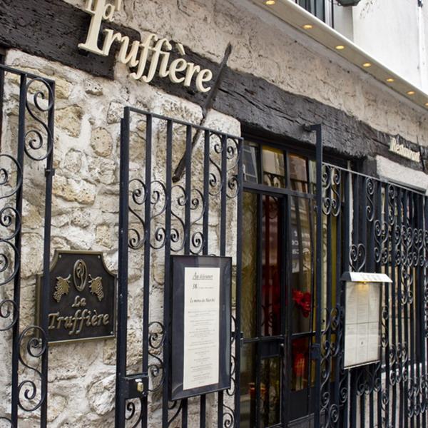 City Break in Paris Restaurant 1 Michelin Star 15