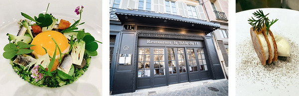 City Break in Paris Restaurant 1 Michelin Star 17