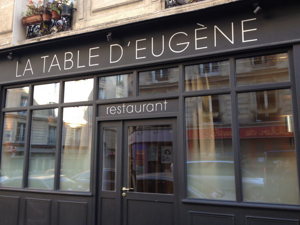 City Break in Paris Restaurant 1 Michelin Star 21