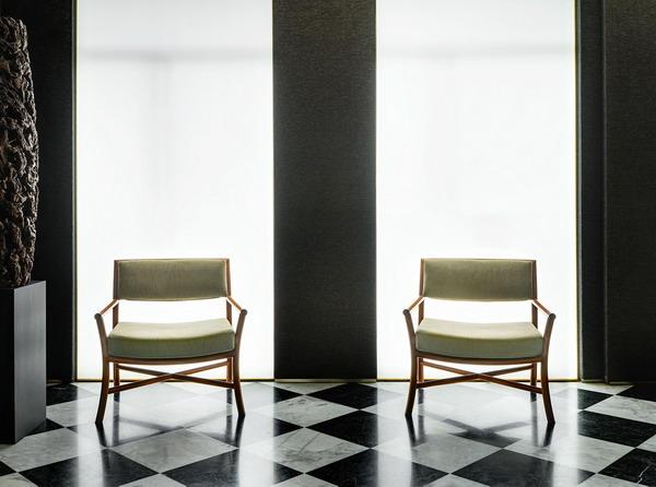 Jim Thompson Ed Tuttle Furniture 1
