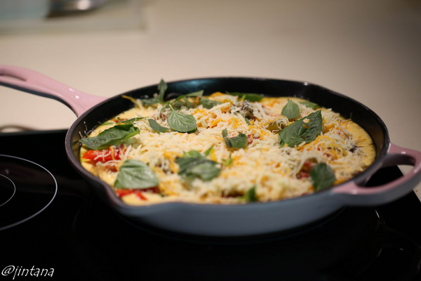 Le Creuset and Frittata for Valentine Day 5