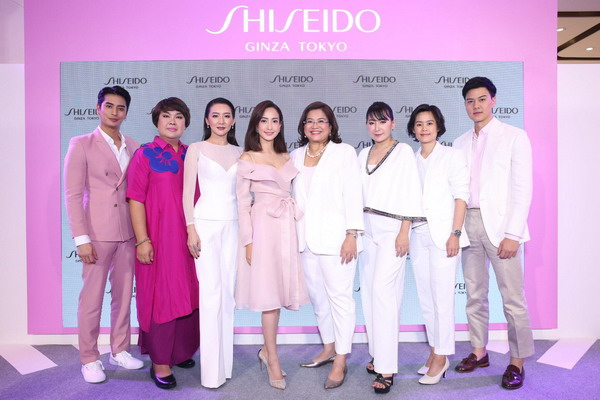 Shiseido White Lucent 2019 THE LUMINOUS Event 1