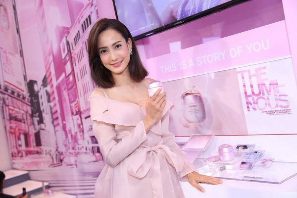 Shiseido White Lucent 2019 THE LUMINOUS Event 2