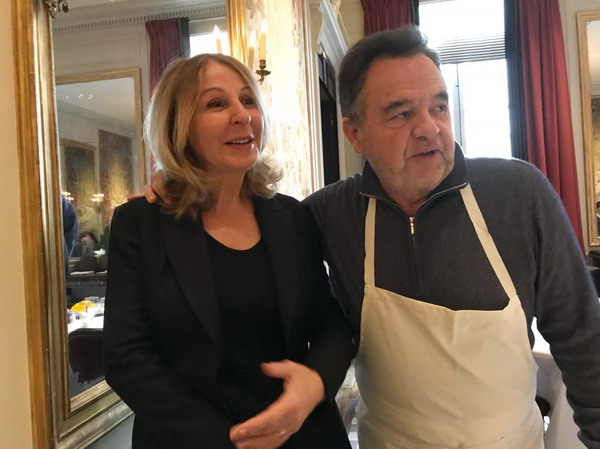 Michelin Stars Restaurant In Paris 13